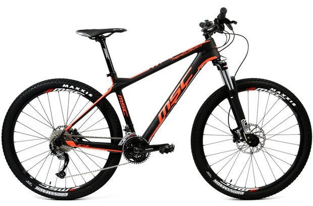 MSC Mercury Carbon 2015: Bicicletas de carbono a precios de aluminio