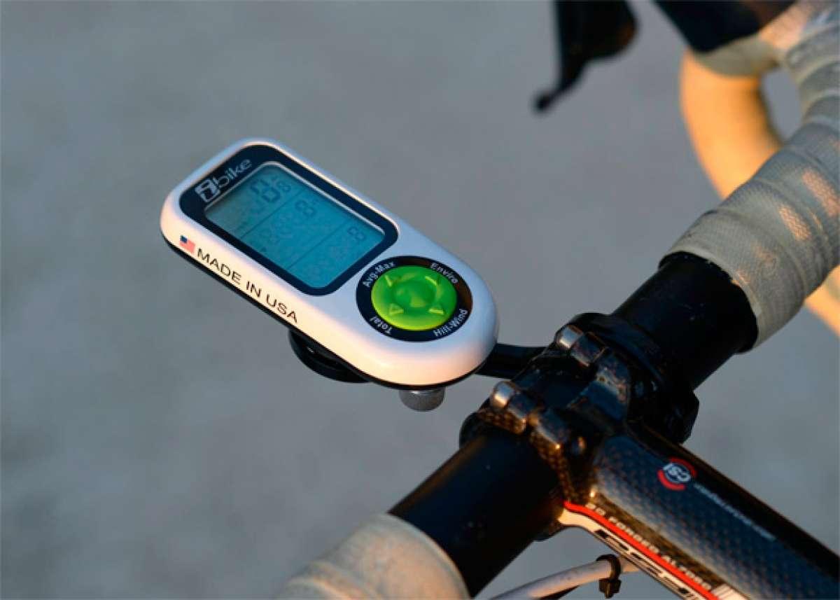Newton 5+, un cuentakilómetros para bicicletas con sensor de potencia integrado