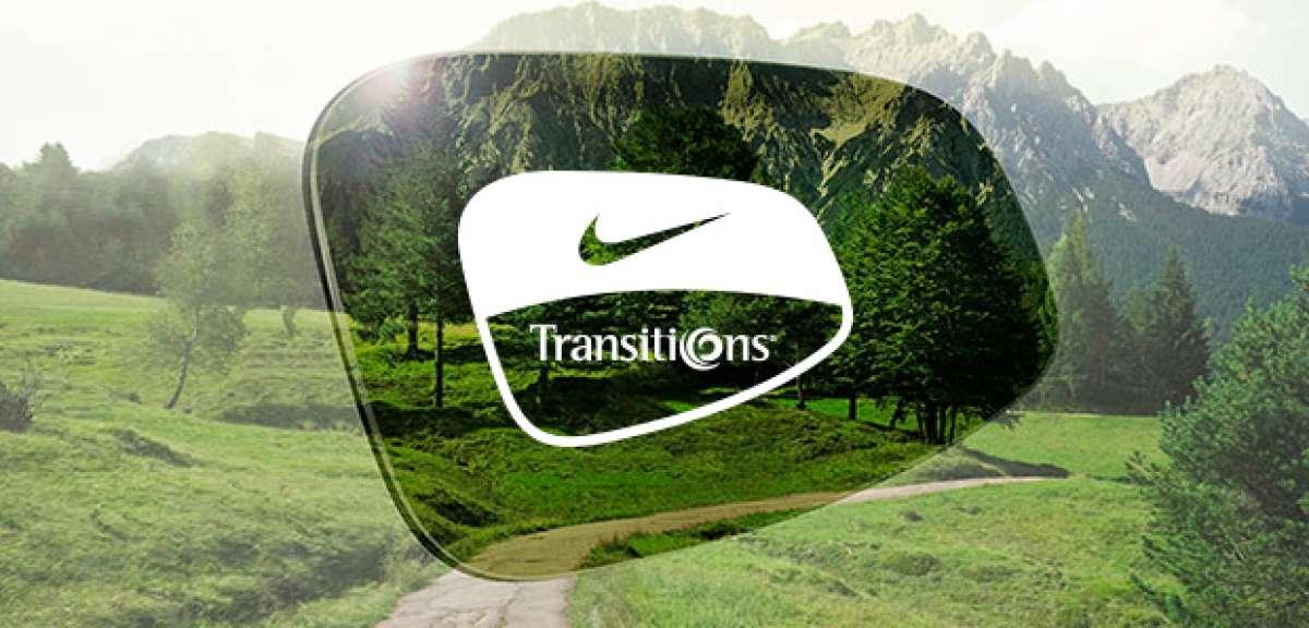 Nike MAX Transitions: Las gafas deportivas que se adaptan a nuestra actividad física