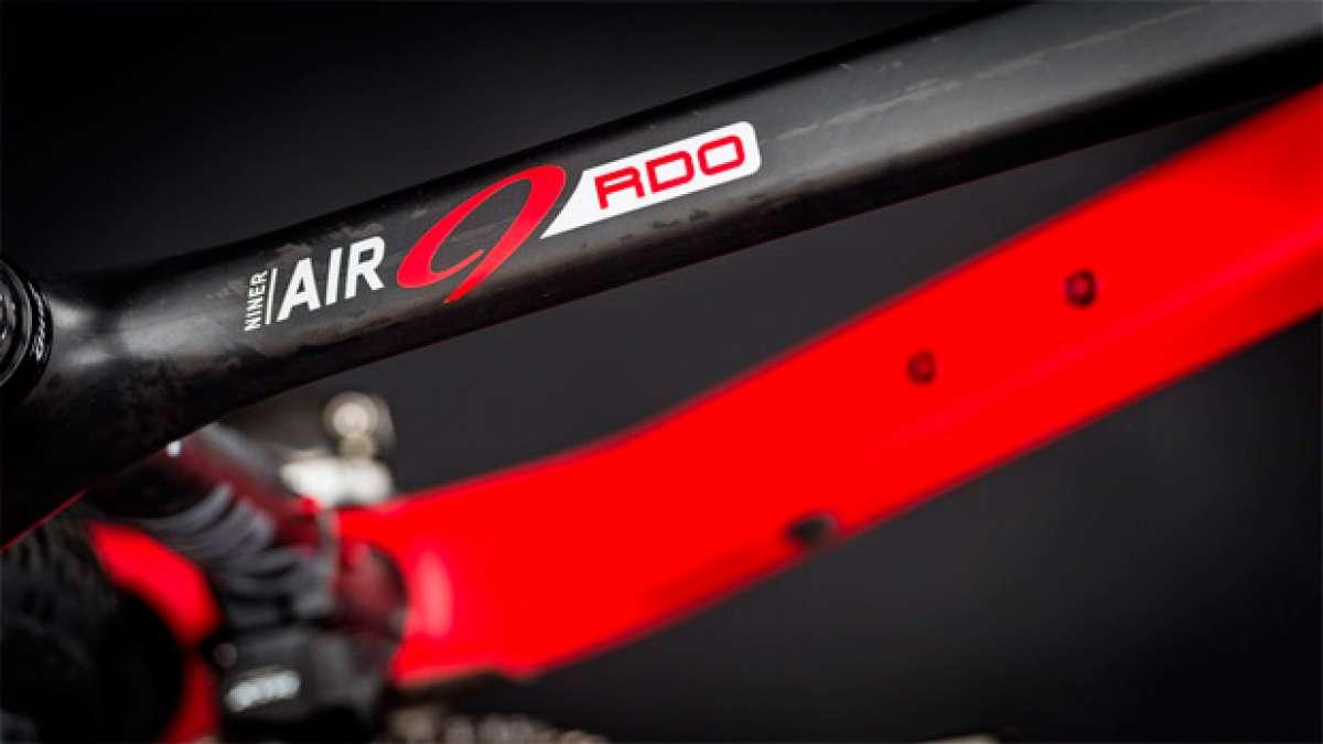Niner AIR 9 RDO Race y AIR 9 RDO Race Elite, los nuevos montajes que aterrizan en España