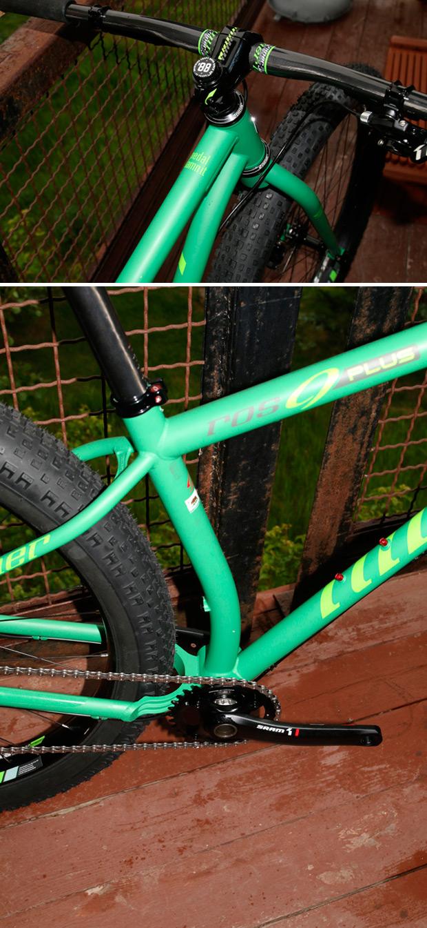 Niner ROS 9 Plus: El inicio de la revolución de las ruedas de 29 pulgadas 'extragordas'