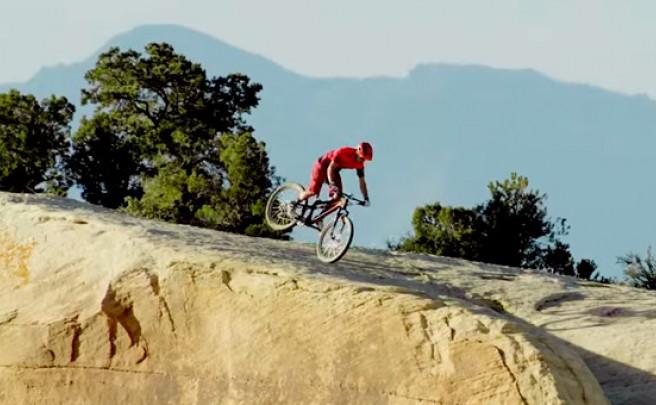 Nino Schurter + Scott Genius + Montañas de Utah = Enduro puro y duro