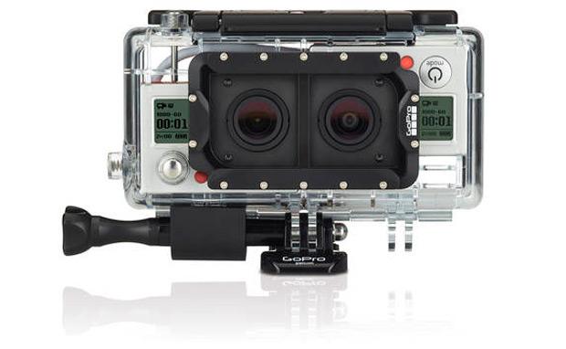 GoPro Dual HERO: Nueva carcasa para capturar vídeo en 3D y alguna que otra sorpresa más