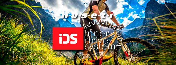 Nuseti IDS, un nuevo sistema interno de transmisión para bicicletas de montaña