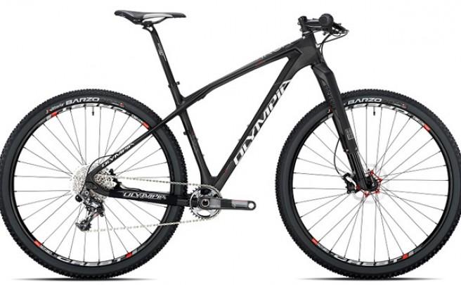 Olympia Iron 2015: La nueva máquina de rodar de la firma italiana