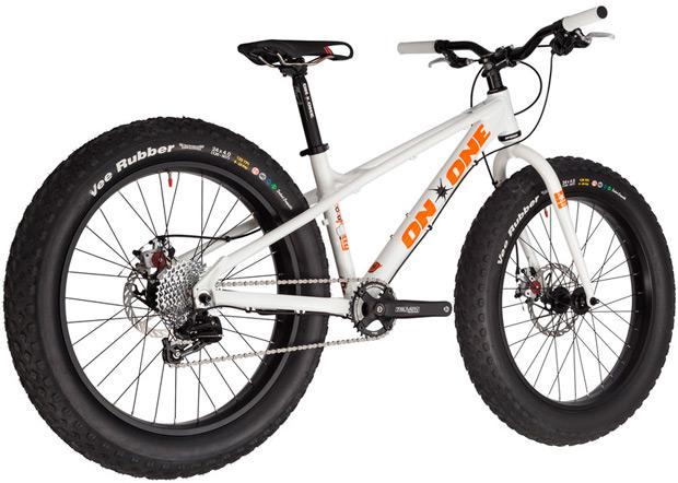 On-One 'Fun Fatty': La primera 'Fat Bike' con ruedas de 24 pulgadas ya está aquí