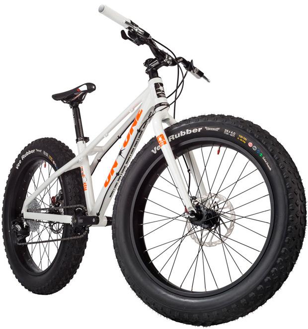 """On-One """"Fun Fatty"""": La primera """"Fat Bike"""" con ruedas de 24 pulgadas ya está aquí"""