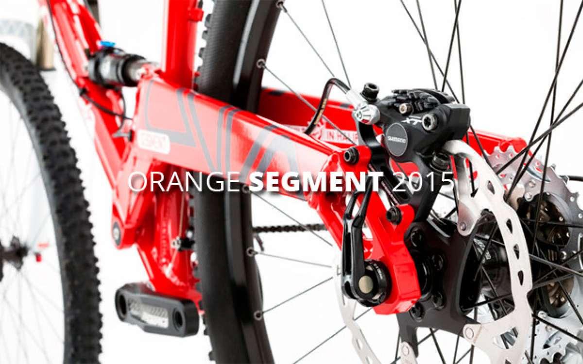 Orange Segment 2015: La nueva doble de corto recorrido de Orange
