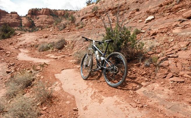 La foto del día en TodoMountainBike: 'Mescal Trail de Sedona (Arizona, EUA)'
