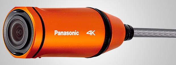 Panasonic HX-A500: La nueva cámara de acción con grabación de vídeo a 4K