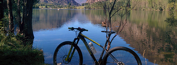 La foto del día en TodoMountainBike: 'Vacaciones en el Pirineo catalán'
