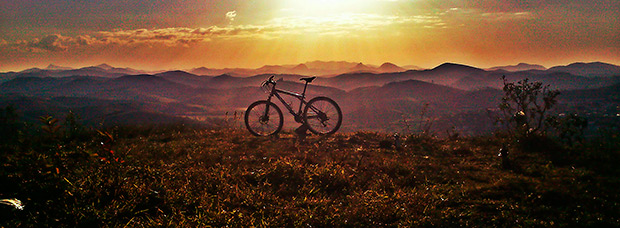 La foto del día en TodoMountainBike: 'Mi paseo por las montañas de Minas Gerais'