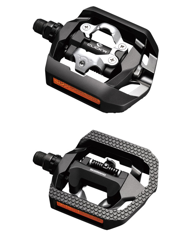 Shimano Click'R, los pedales ideales para iniciarnos en los automáticos