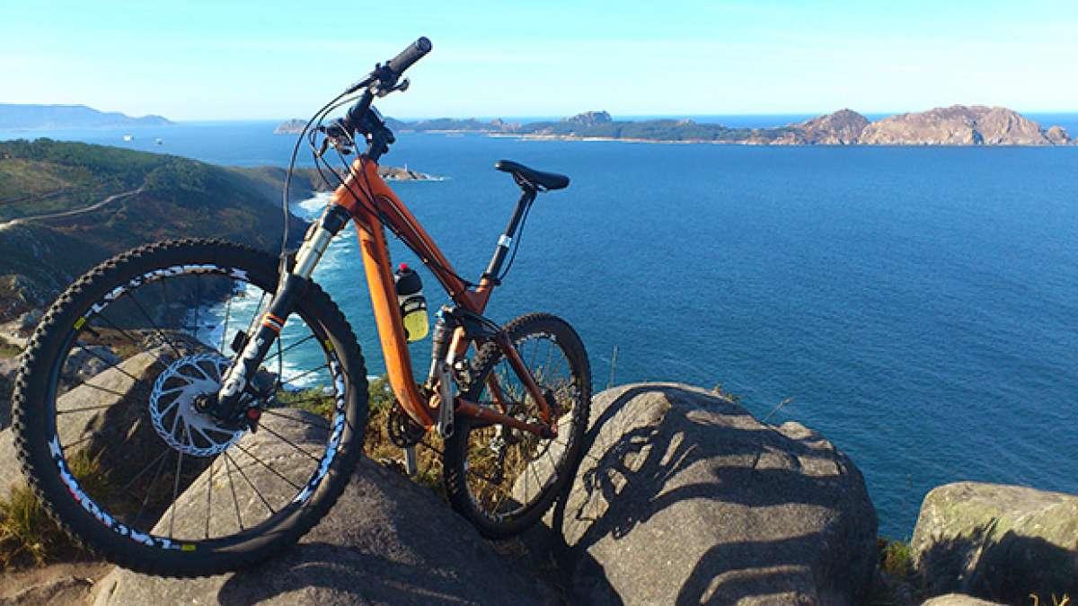 La foto del día en TodoMountainBike: 'Costa da Vela'