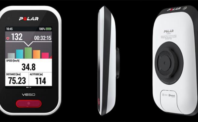 Polar V650: El nuevo ciclocomputador con GPS integrado de Polar