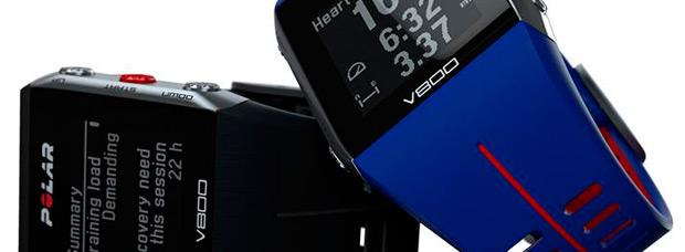 Polar V800, ahora disponible con un nuevo color en la llamativa edición 'Blue Edition'