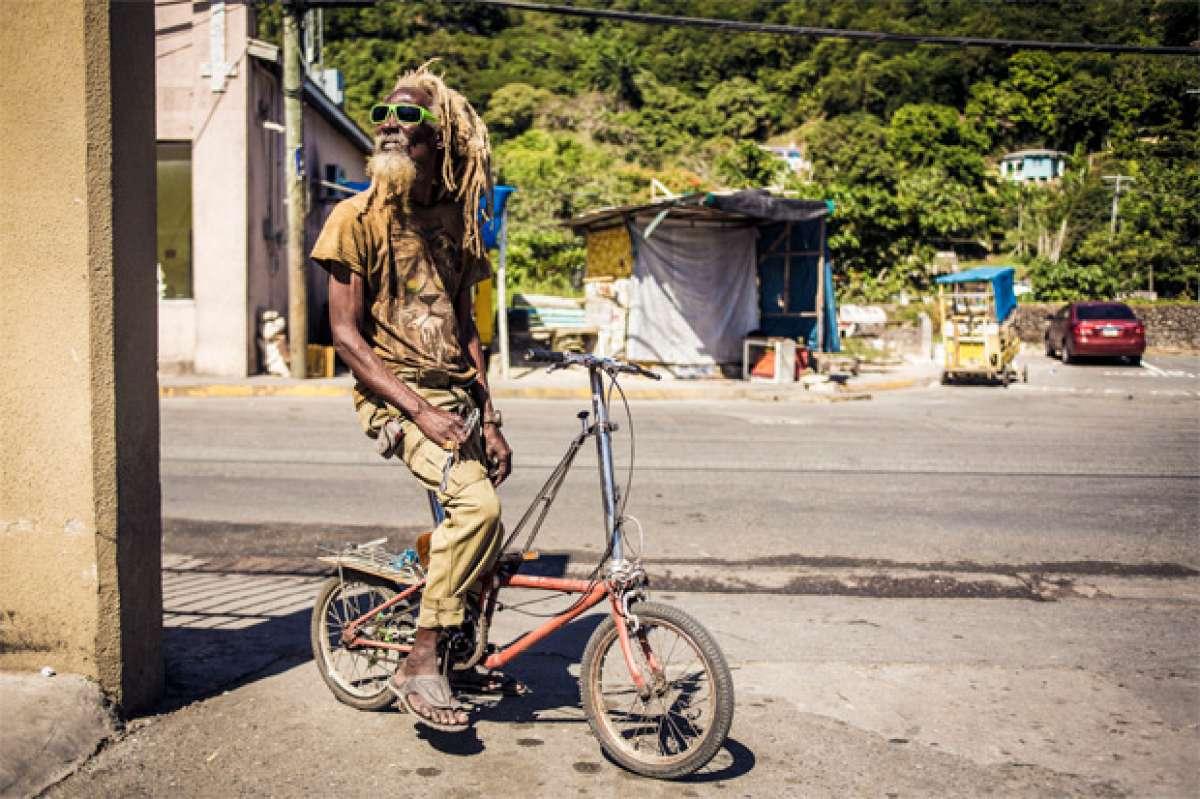 Practicando Mountain Bike en Jamaica, la tierra del Reggae