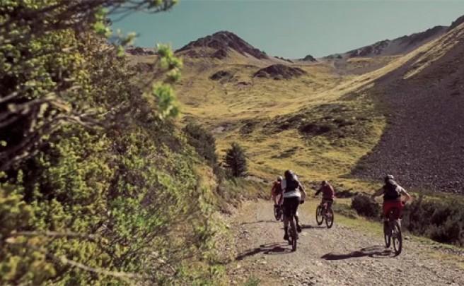 Siempre es verano en algún sitio: Practicando Mountain Bike en Nueva Zelanda