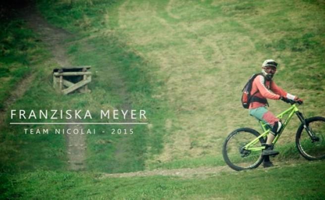 Así rueda Franziska Meyer, el nuevo fichaje de Nicolai Bikes