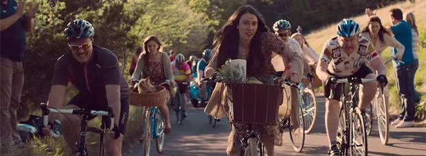 Fantástico anuncio publicitario de Halfords: ¿Qué tipo de ciclista eres?