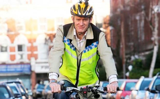 ¿Radares de velocidad en un carril bici? Pues sí, en Londres