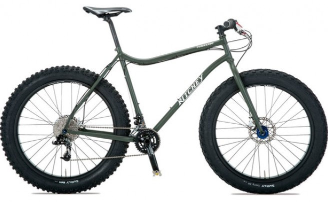 Ritchey Commando, una agresiva 'Fat Bike' para rodar sin límites