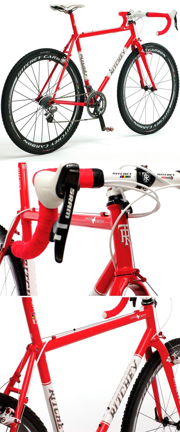 Ritchey Swiss Cross, la nueva bicicleta 'todocamino' de Ritchey