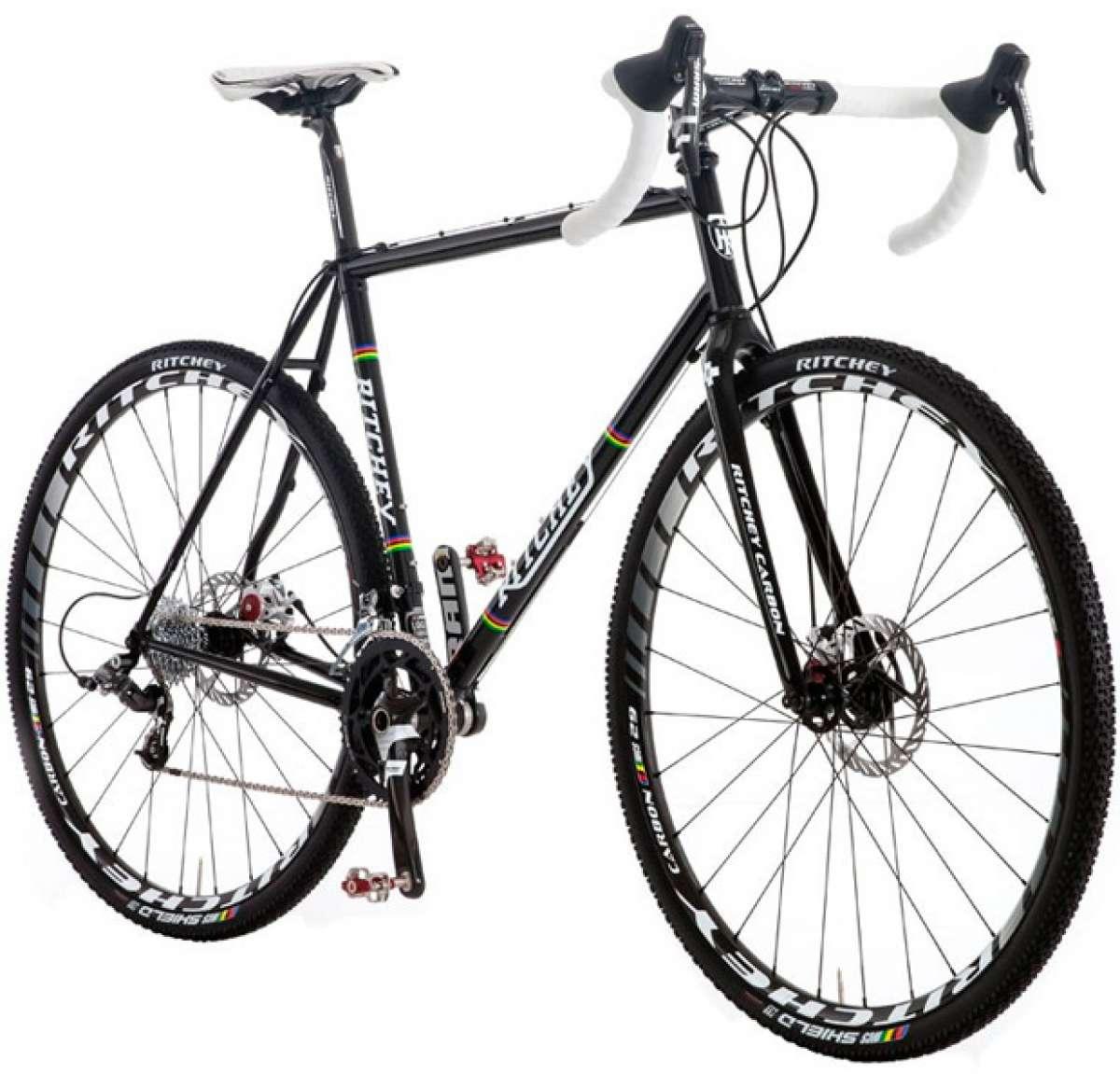 """Ritchey Swiss Cross, la nueva bicicleta """"todocamino"""" de Ritchey"""