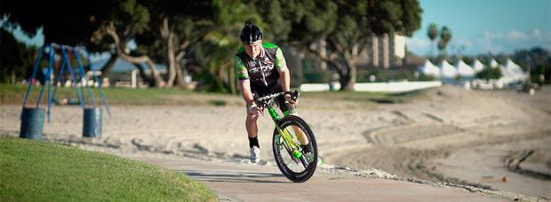 Road Bike Party 3: La espectacular técnica de Sam Pilgrim sobre una bicicleta de carretera
