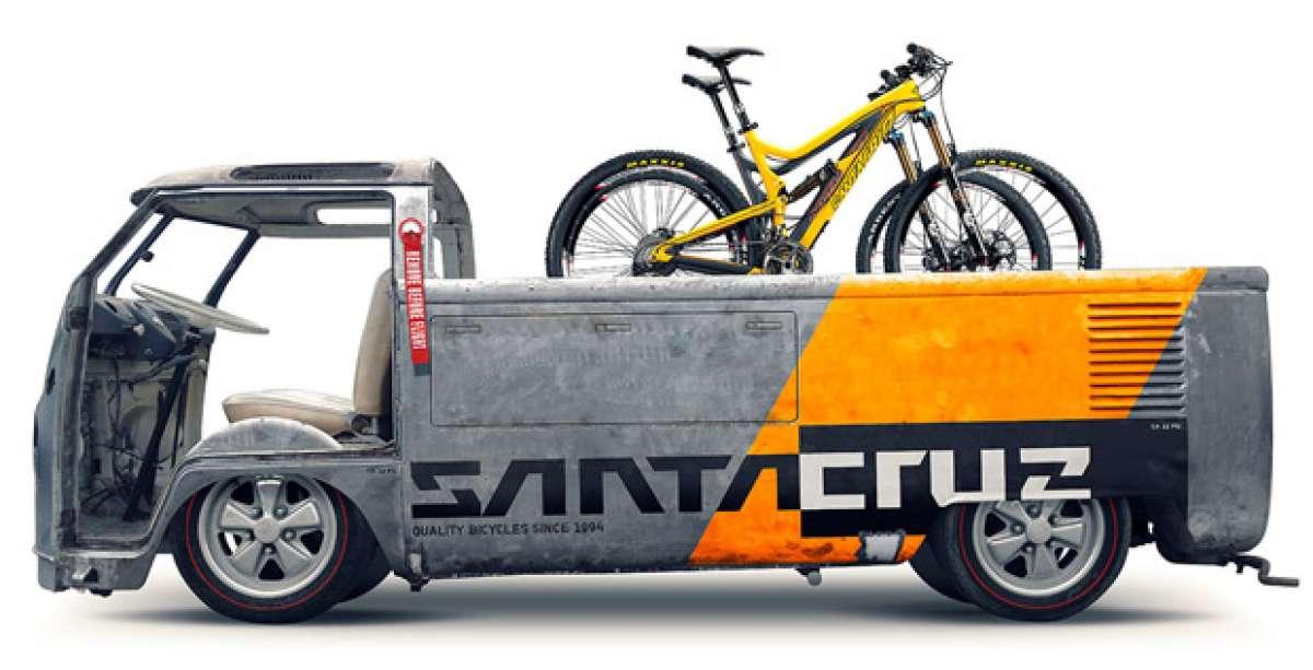 Espectacular robo en la factoría Santa Cruz: 100.000 dólares en bicicletas