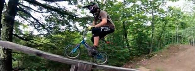 ¿Problemas para elegir medida de ruedas? Rodando con bicicletas de 16 pulgadas...