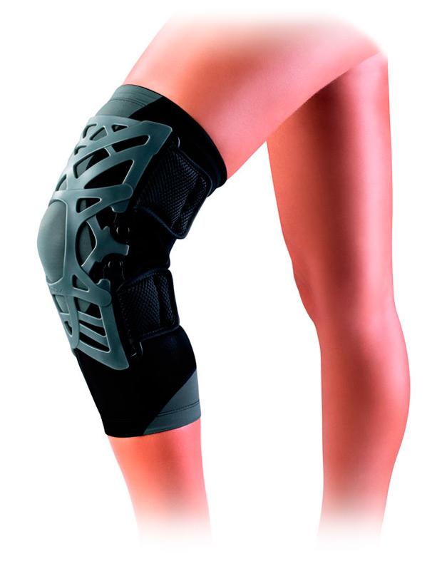 Reaction Knee Brace, la nueva rodillera de Donjoy para deportistas