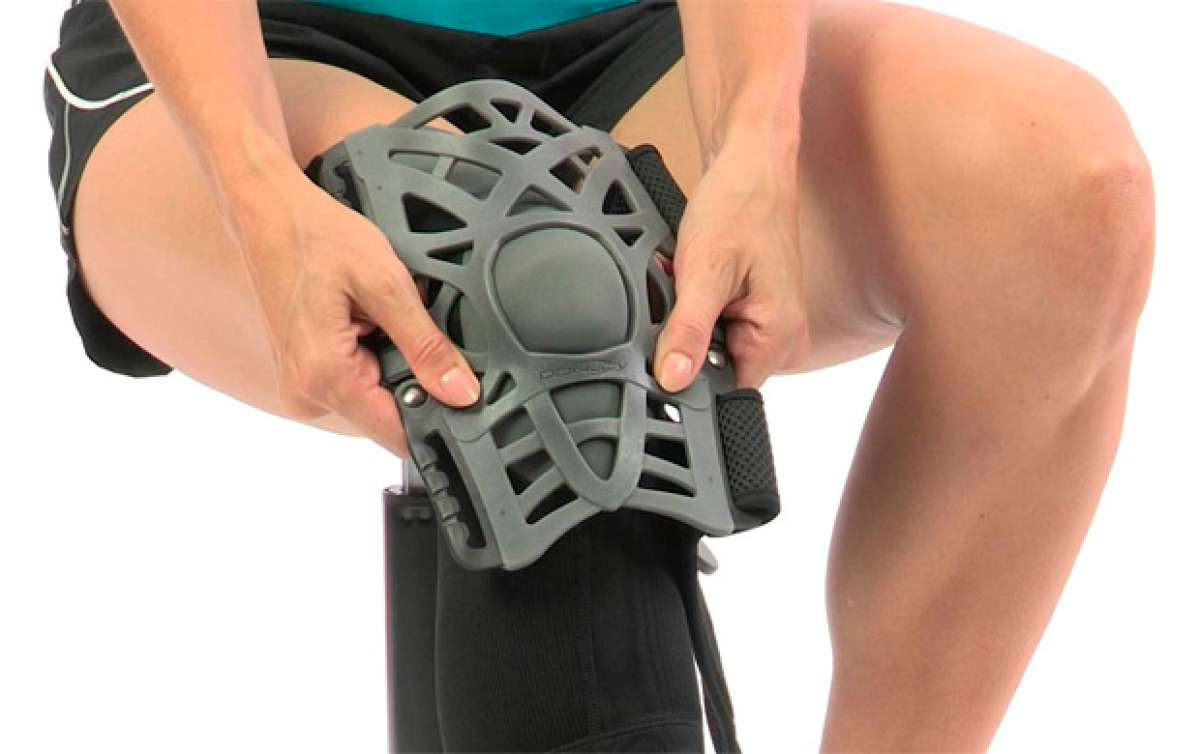 Reaction Knee Brace, la nueva rodillera de Donjoy para deportistas