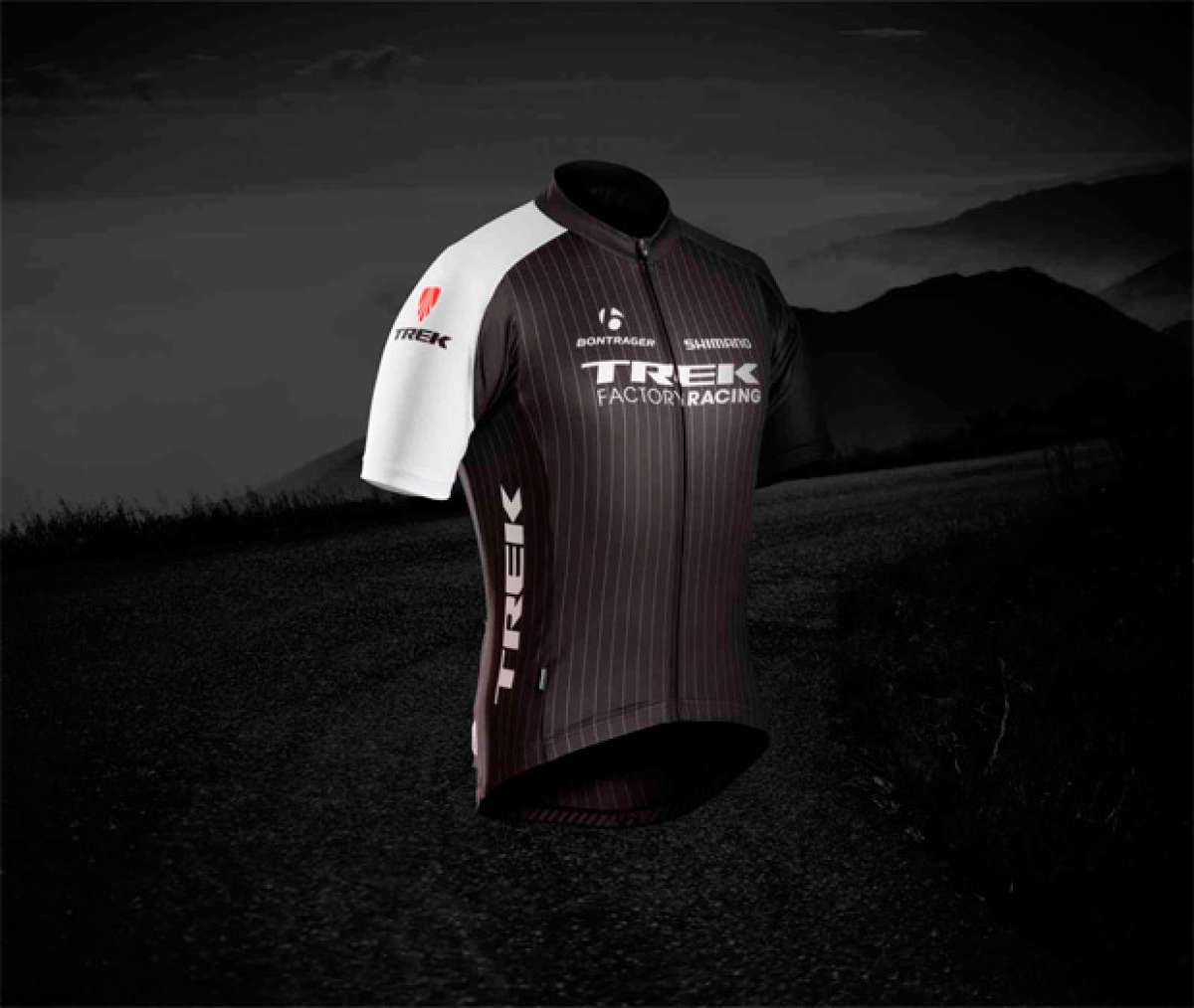 La nueva equipación Trek Factory Racing, ya disponible