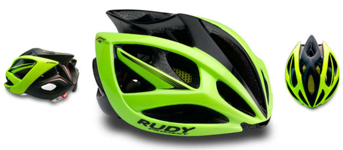 Rudy Airstorm, el nuevo casco de Rudy Project para ciclistas de montaña, carretera y triatlón
