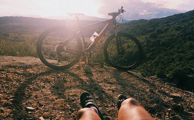 La foto del día en TodoMountainBike: 'Relax después de una subida'