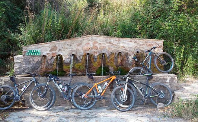 La foto del día en TodoMountainBike: 'Ruta circular P. N. Sierra de las Nieves'