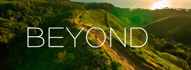 Beyond: Un día rodando con Stefanie Klostermeier en Madeira (Portugal)