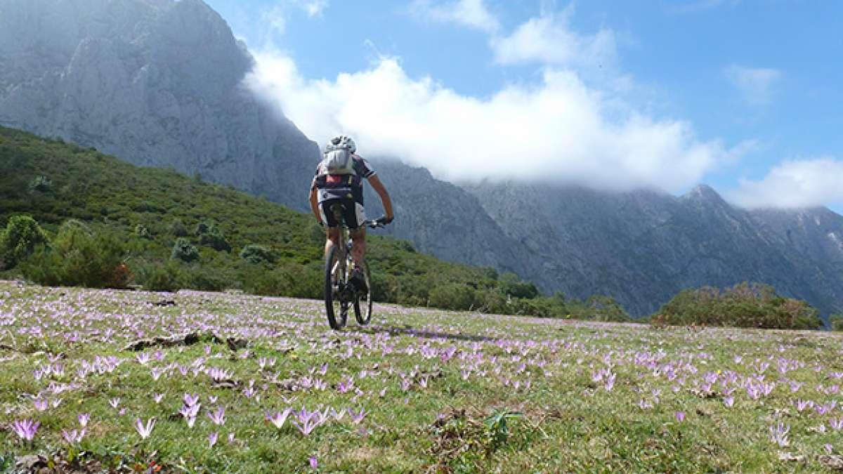 La foto del día en TodoMountainBike: 'Asturias, sidra y pedales'
