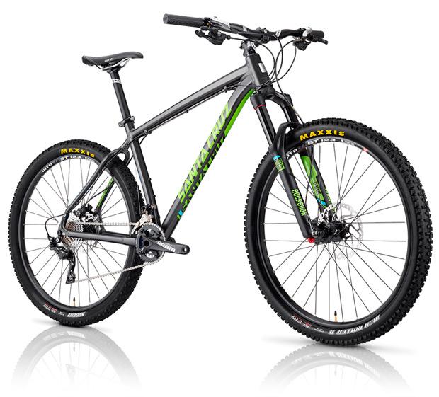 Nueva Santa Cruz Chameleon con ruedas de 27.5 pulgadas para 2015