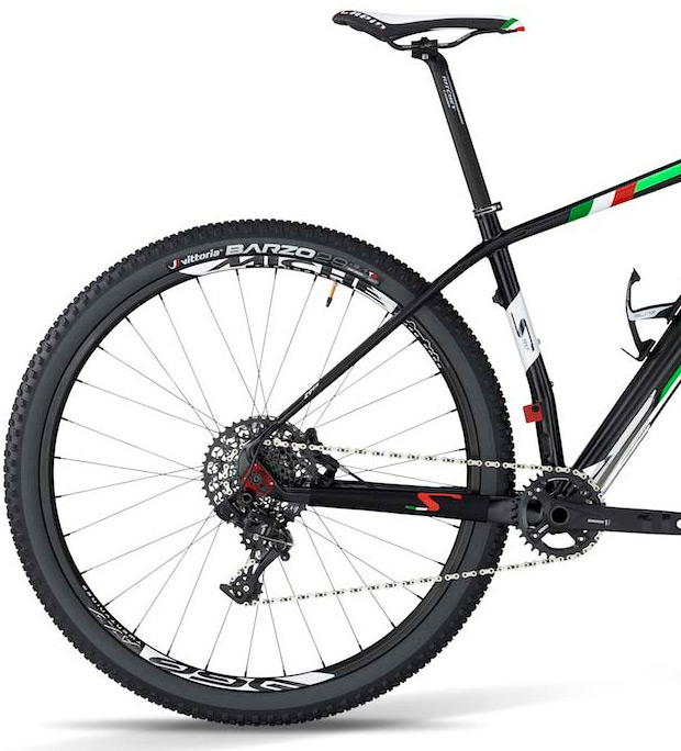 Spektro, la nueva máquina para XC y Maratón de la firma Scapin