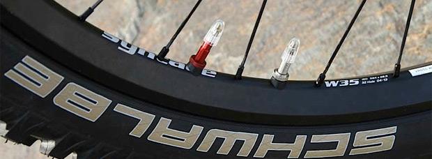 Sorpresa, sorpresa: Nuevo sistema rueda-neumático de doble cámara a la vista