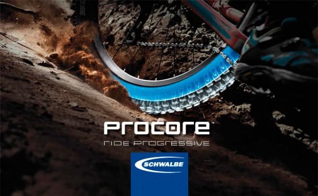 Schwalbe ProCore: El sistema de doble cámara para bicicletas de montaña ya es una realidad
