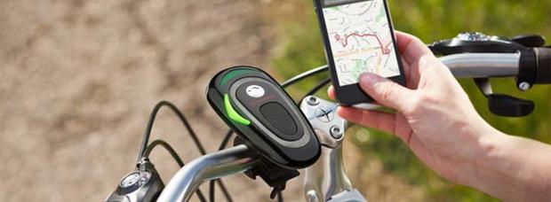 Schwinn CycleNav: Un faro GPS para nuestra bicicleta que nos indica el camino, literalmente hablando