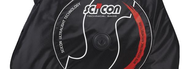 SCICON Aerocomfort MTB: Probablemente, la mejor bolsa de transporte para bicicletas de montaña