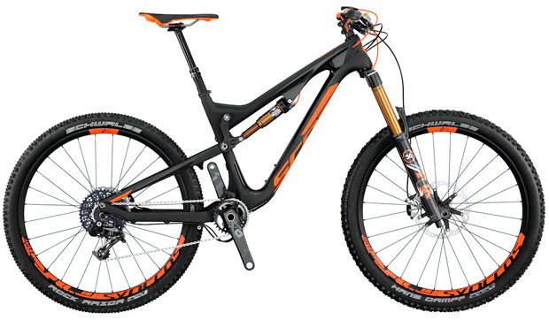 Scott 2015: Las nuevas Scale, Spark, Genius, Gambler, Voltage y Big Ed