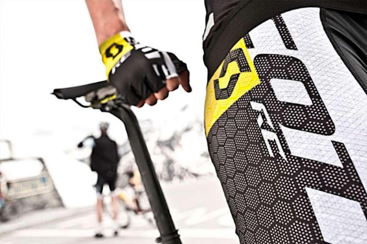 ITD ProTec, el nuevo tejido antiabrasiones de la firma Scott