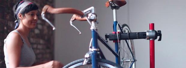 'She Builds', un precioso homenaje a las mujeres que aman las bicicletas