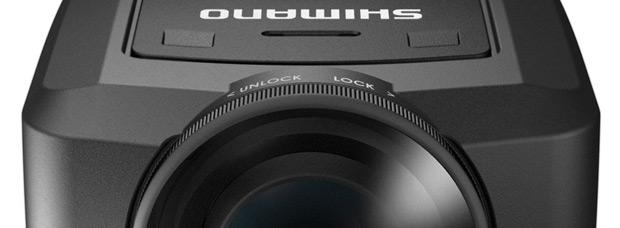 Nueva cámara Shimano CM-1000 Sport Camera. ¿Quién dijo competencia?