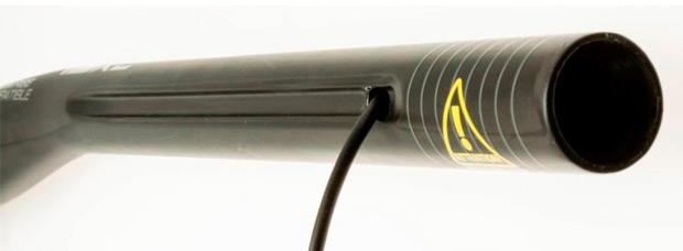 Shimano PRO Components: Nuevo manillar, potencia y tija para el grupo Shimano XTR Di2